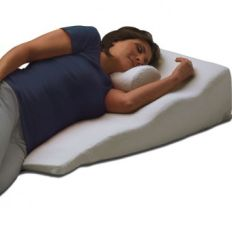 Sleep apneasnoring on your back only consider these for Bed wedges for sleep apnea